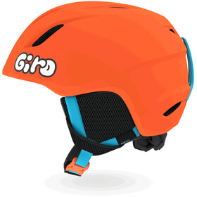 Giro Launch Helm Kinderen, matte bright orange/jelly